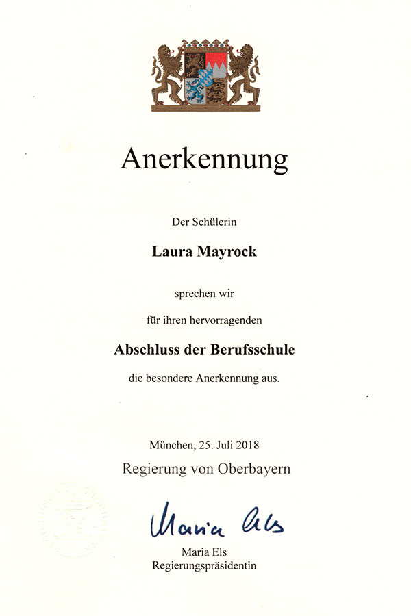 Berufsschule-Mayrock