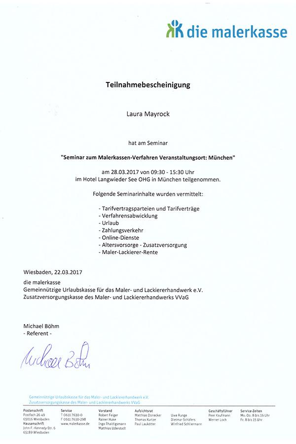 Teilnahmebescheinigung-Mayrock